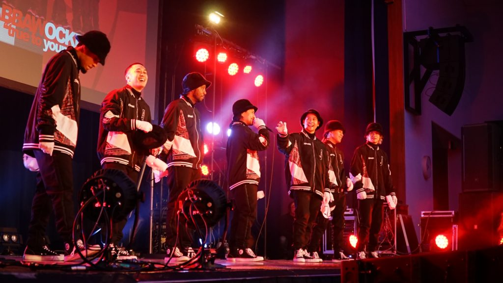 On Tour with the Jabbawockeez | The EMpower Family